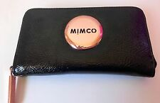 MIMCO Travel Wallet / Purse - Black - Brand New