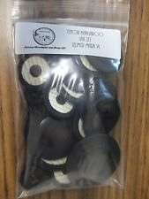 Tenor Saxophone Pad Set- Selmer Mark VI Black Kangaroo Leather