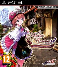 ATELIER RORONA: ALCHEMIST OF ARLAND PS3 GAME NEW/SEALED REGION FREE!