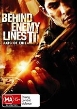 Behind Enemy Lines 02 - Axis Of Evil (DVD, 2007): LIKE NEW ... R4