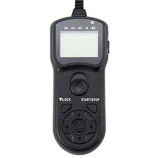 JJC TM-B Timer Remote Control for NIKON D810 D5 D500 D4s D3s D3x D300s D2x etc.