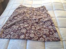 Rohan Ladies Kasbah Skirt Size 8 - Excellent Condition