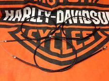 Harley Seilzug Satz WL WLC WLA WLD UL 1 Harley Cable set Oldschool