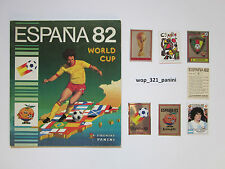 WM 1982, 10 Sticker stickers Panini World Cup 82 Spain Spanien