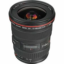 Canon EF 17-40mm f/4 L USM Lens 17-40 f4 f4.0 for Canon 70D 5D Mark III NEW