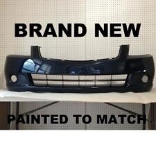 Fits; NEW 2005 2006 Nissan Altima Front Bumper Painted to Match Your Car