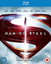 Man of Steel [Blu-ray] [2013] [Region Fr Blu-ray
