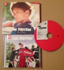 One Direction - Take Me Home Louis Tomlinson Slipcased Mega Rare UK Cd Album 1D