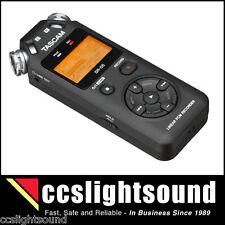 TASCAM DR05 VERSION-2 HANDHELD PORTABLE RECORDER