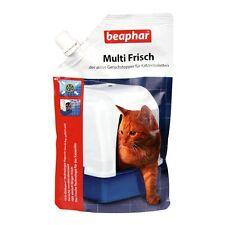 Beaphar frais de Multi pour Toilette de chat 400 grammes Liant d'odeur
