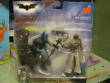Riot Strike Batman vs Fear Shot Scarecrow MINT ON CARD