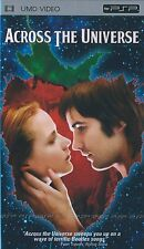 ACROSS THE UNIVERSE (UMD FOR SONY PSP) NEW & SEALED