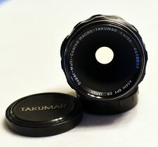 Super-Multi-Coated MACRO Takumar 1:4 / 50mm Pentax M42 screw mount. EXCELLENT!