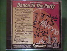 Forever Hits~Karaoke~FH-7603~~Turn the Beat Around~~Dance to the Music~~CD+G~New