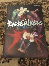 Capcom Darkstalkers Graphic File Art Book Udon Entertainment