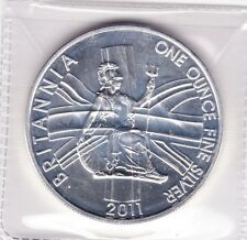 SEALED 2011 SILVER £2 1oz. BRITANNIA IN MINT CONDITION