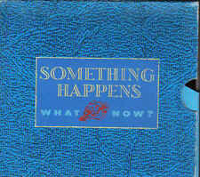 Something Happens-What Now cd maxi single