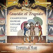 Comedie et Tragedie, Vol. 2 (CD, Feb-2016, Chandos)