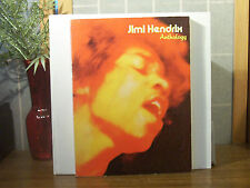 "Jimi Hendrix Songbook ""Anthology"" Original for Guitar w Words VG+Ex"