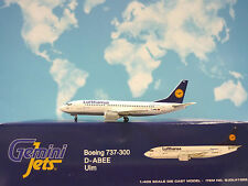 Gemini Jets 1:400 Boeing 737-300 LUFTHANSA D-Abee lh1326 + HERPA wings catalogue