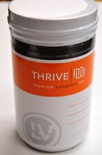 Le-Vel Thrive Premium Lifestyle Mix Vanilla Canister Le Vel Level protein shakes