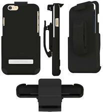 "OEM Seidio Surface Combo Holster Case For Apple iPhone 6+Plus 5.5"" Inch Black"