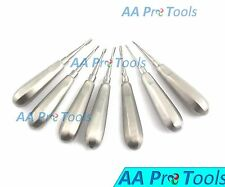 AA Pro: Veterinary Winged Elevator Set, Dental Extraction Small Animal Tools