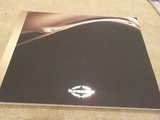 2011 SUNSEEKER INTERNATIONAL YACHT MARKETING / SPECIFICATIONS BROCHURE 132 Pgs
