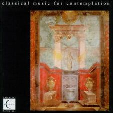 FREE US SH (int'l sh=$0-$3) NEW CD : Classical Music For Contemplation