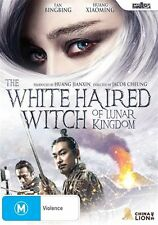 The White Haired Witch Of Lunar Kingdom (DVD, 2015)