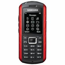 US Stock!Samsung GT B2100 Solid Extreme - Modern Red GSM Unlocked Mobile Phone