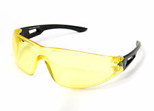 Edge Eye wear KIROVA Black/Yellow Safety Glasses AB112