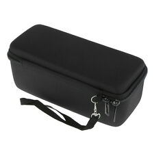 Hard Carry Case / Travel Bag with Soft Cover for Bose Soundlink Mini Black