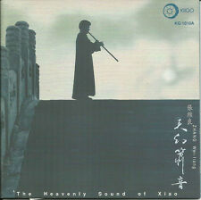 Zhang Wei Liang, flute: [Hugo] The Heavenly Sound Of Xiao          CD