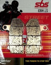 PASTIGLIE FRENO POSTERIORE SBS 830 LS (SINT) HARLEY DAVIDSON MODELLI DESCRIZIONE