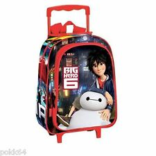 Big Hero 6 cartable à roulettes Héros trolley M sac à dos 34 cm maternelle 4270