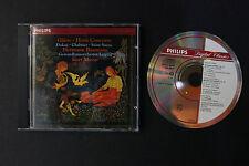 CD: GLIERE Horn Concerto Chabrier Siant-Saens Dukas BAUMANN 1991 Philips