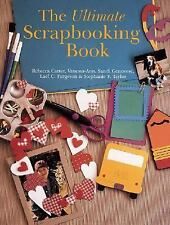 The Ultimate Scrapbooking Book-ExLibrary