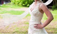 Brautkleid Von Rembo Styling Gr. 42 Gereinigt