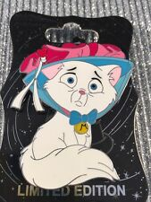 WDI Disney Cast Princess and The Frog Charlotte's Cat Dapper Cats Le 250 Pin