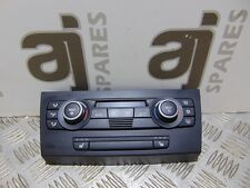 BMW 320D M SPORT 2.0 AUTOMATIC 2008 HEATER CONTROLS