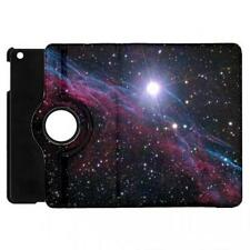 Block Big Nebula Galaxy Universe Outer Space Flip 360 case for ipad Mini