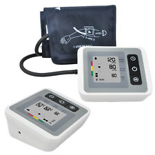 Automatic Upper Arm Digital Blood Pressure and Pulse Monitor Test Health Care