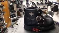 New Womens Harley Davidson Faded Glory Boots size 8.5