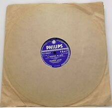 "FRANKIE LAINE - A WOMAN IN LOVE 78 rpm 10"" Philips"
