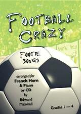 Maxwell: Football Crazy for French Horn & Piano/CD  SP1151
