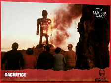 THE WICKER MAN Card #36 - Sacrifice - Unstoppable Cards 2014