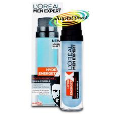 Loreal Men Expert Hydra Energetic Moisturising Gel Skin & Stubble 50ml