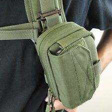 CONDOR MOLLE Modular Digi Gear Pouch Phone MP3 Camera ma66 - OLIVE DRAB OD GREEN