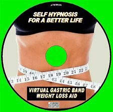 CREATE YOUR OWN VIRTUAL GASTRIC BAND SELF HELP HYPNOSIS SLIMMING WEIGHT LOSS  CD